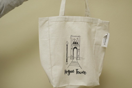 Hogue Tower Tote Bag