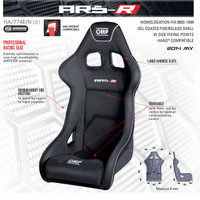 OMP ARS Seat - EARS Motorsports. Official stockists for OMP-HA/774E
