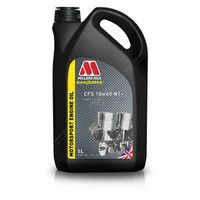Millers CFS 10w60 NT+ (5 Litre) - EARS Motorsports. Official stockists for Millers Oils-CFS10W60NT+5L