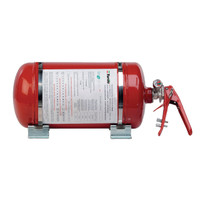 OMP Sport Mechanical Plumbed-In Extinguisher