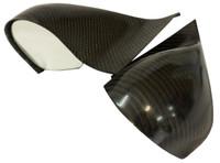 Escort MK2 Carbon Fibre Mirror (Pair)