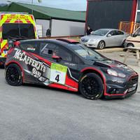 RA FIA Tarmac Tyre