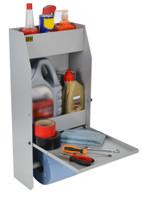 Utility Cabinet Powder Coated