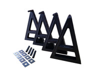 Professional WRC Sill Stands (Set Of 4)