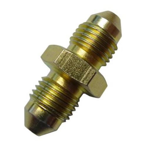 Goodridge 3/8x24 JIC Male/Male Straight Adaptor