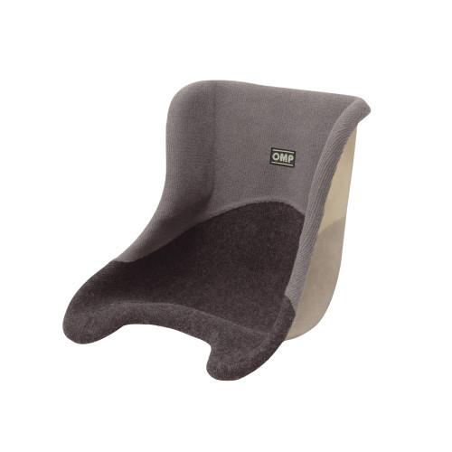 OMP Fibreglass Shell Upholstered Kart Seat