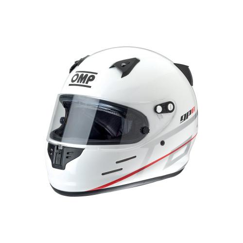 OMP GP8 K Evo Helmet