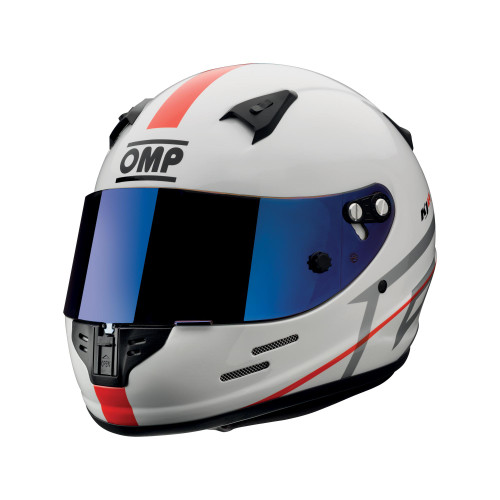 OMP KJ8 Evo Helmet (CMR 2016 Homologation)