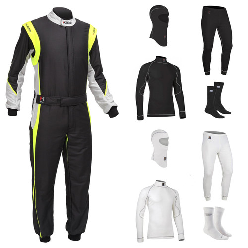 Marina M1 5-Piece Racewear Package