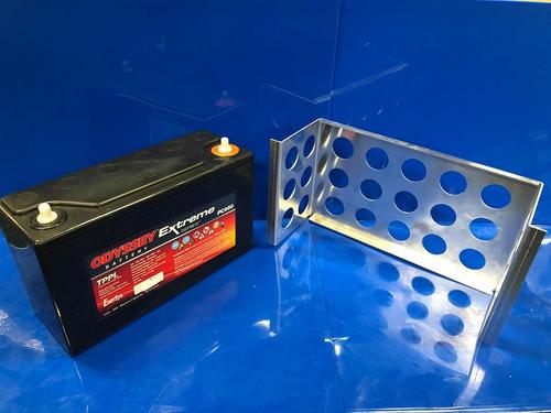 Odyssey Battery & Alloy Bracket Package