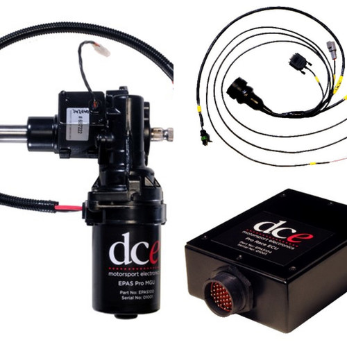 DCE Pro Race Steering System