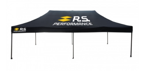 RS Performance 6x3mtr Service Tent Marquee