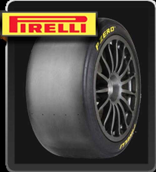 Pirelli Saloon Circuit Race Tyre