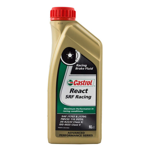 Castrol React SRF Brake Fluid 1 Litre