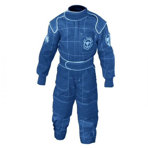 Retro Brands Kids Racesuit Overall