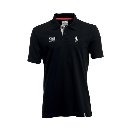 OMP Racing Spirit Icon Polo Shirt