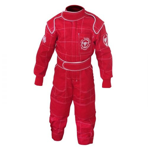Retro Brands Kids Racesuit Overall.