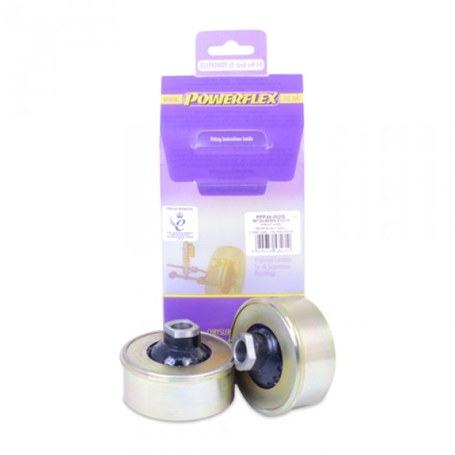 Powerflex Front Wishbone Rear Bush - Mitsubishi Evo 7/8/9 Set