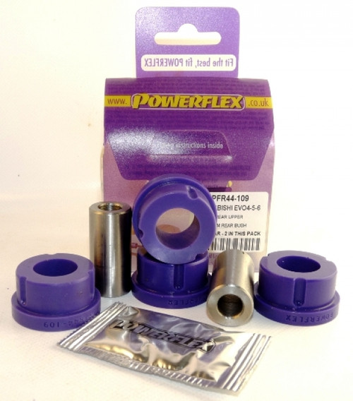Powerflex Rear Upper Arm Rear Bush - Mitsubishi Evo 4-9