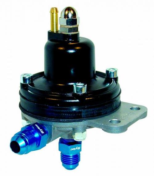 Malpassi Fuel Pressure Regulator (Motorsport 1:1) JIC6 Tails