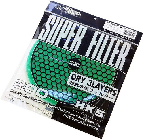 HKS 200mm 3-Layer Replacement Filter Element