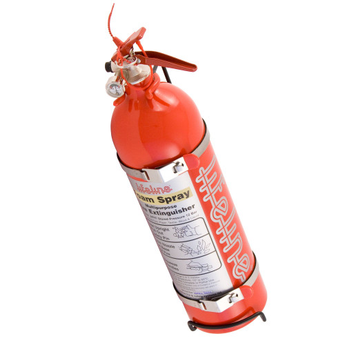 Lifeline 2.4 Litre AFFF Handheld Extinguisher