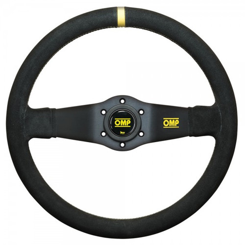 OMP RALLY Steering Wheel (Suede) - EARS Motorsports. Official stockists for OMP-OD/1951