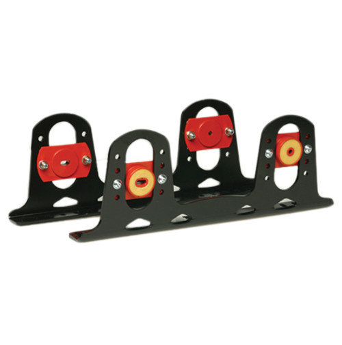 OMP Single Piece Side Mount Brackets - EARS Motorsports. Official stockists for OMP-HC/830