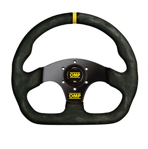 OMP SUPERQUADRO Steering Wheel - EARS Motorsports. Official stockists for OMP-OD/1990
