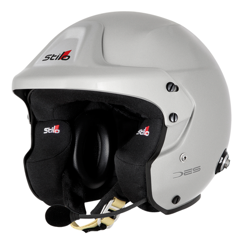 Stilo Trophy DES Plus Composite Helmet - EARS Motorsports. Official stockists for Stilo-AA0110EG2M