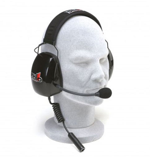 Stilo WRC DES Practice Headset - EARS Motorsports. Official stockists for Stilo-AD0210