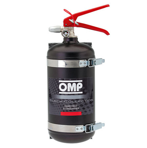 OMP Steel 2.4L Extinguisher - EARS Motorsports. Official stockists for OMP-CAB/319