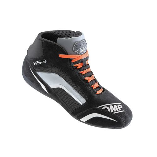 OMP KS3 Kart Boots - EARS Motorsports. Official stockists for OMP-IC/813
