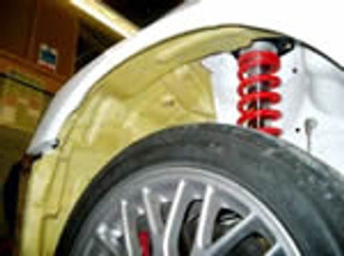 Evo 7/8/9 Kevlar Arch Liner - EARS Motorsports. Official stockists for Rallytech-RT0259 / 60