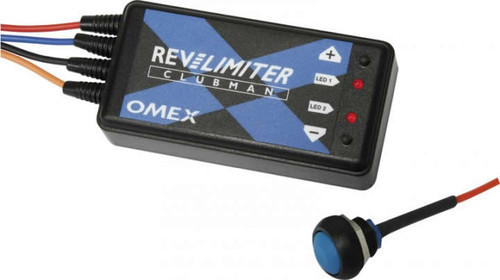 Omex Rev Limiter with Launch Control - EARS Motorsports. Official stockists for OMEX-RLLC