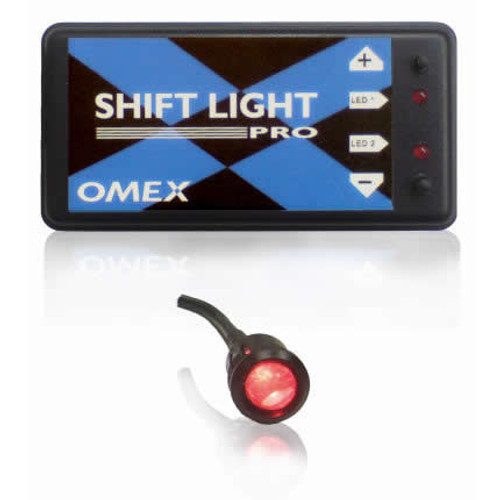 Omex Shift Light Pro - EARS Motorsports. Official stockists for OMEX-SLP