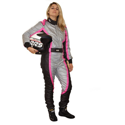 RRS Victory Girl Racesuit - EARS Motorsports. Official stockists for RRS-RRS-VICTORY-LADY