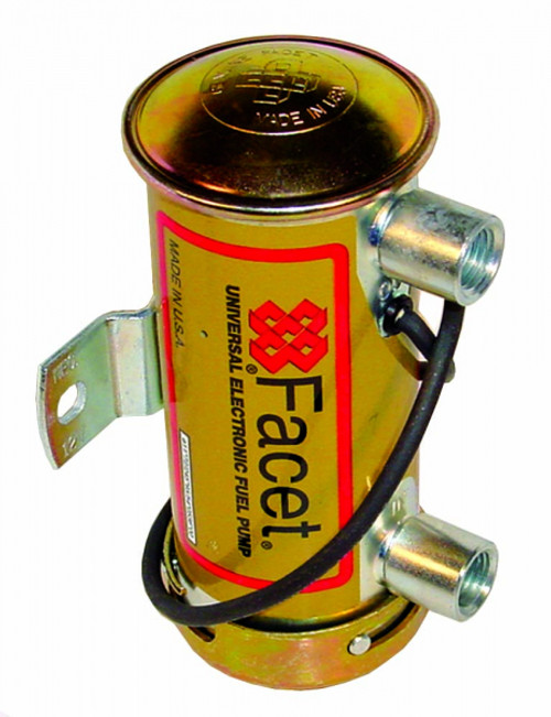 Facet Red Top Fuel Pump (Competition) - EARS Motorsports. Official stockists for Facet-480532E