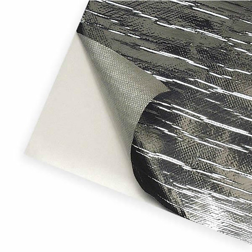 "DEI Reflect-A-Cool Adhesive Sheet 12""x12"" - EARS Motorsports. Official stockists for DEI-010460"