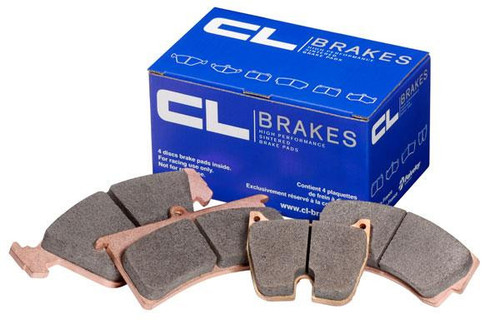 Impreza STi 2004 onwards Upgrade Tarmac Front - EARS Motorsports. Official stockists for CL Brakes-5004W50T17 R