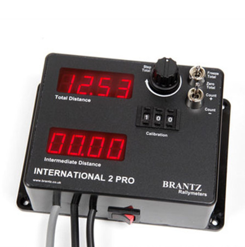 Brantz International 2 Pro Tripmeter - EARS Motorsports. Official stockists for Brantz-BR6