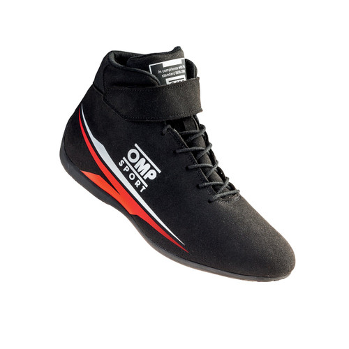 OMP Sport (2018) Boots - EARS Motorsports. Official stockists for OMP-IC/816