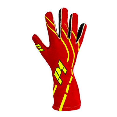 P1 Apex Gloves - EARS Motorsports. Official stockists for P1 Advanced Racewear-AA022AP