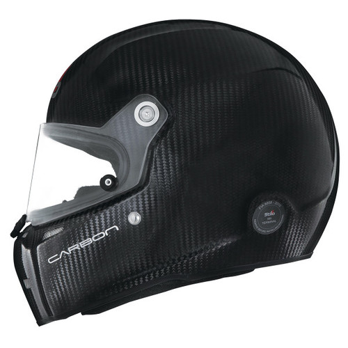 Stilo ST5FN Carbon Karting Helmet - EARS Motorsports. Official stockists for Stilo-AA0710AF1M