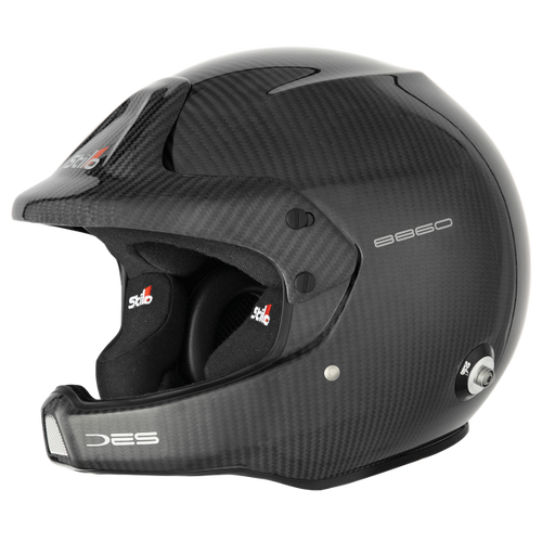 Stilo WRC DES 8860 Turismo Helmet - EARS Motorsports. Official stockists for Stilo-AA0210CG1D