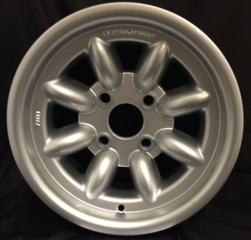 Revolution Rally 8 SPOKE Classic Rally 8x15 ET0 Gold for Ford Gp4