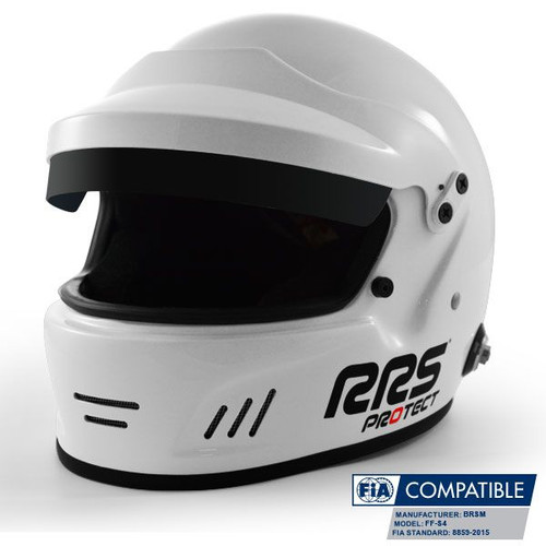 RRS Protect Full Face Snell Approved Helmet