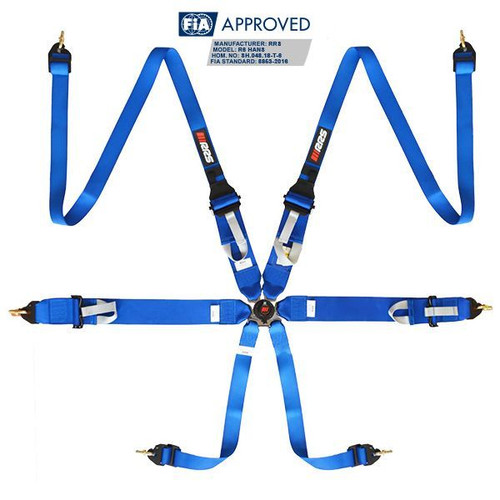 RRS R6 HANS / FHR Specific Harness