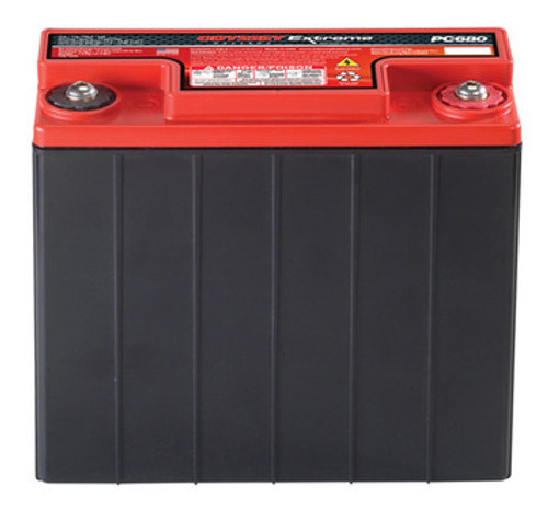 Odyssey PC680 Extreme Racing Battery
