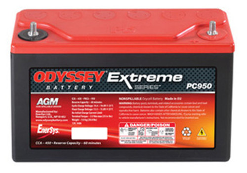 Odyssey PC950 Extreme Racing Battery